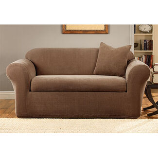 Stretch Metro Sofa Cover - 2 Piece